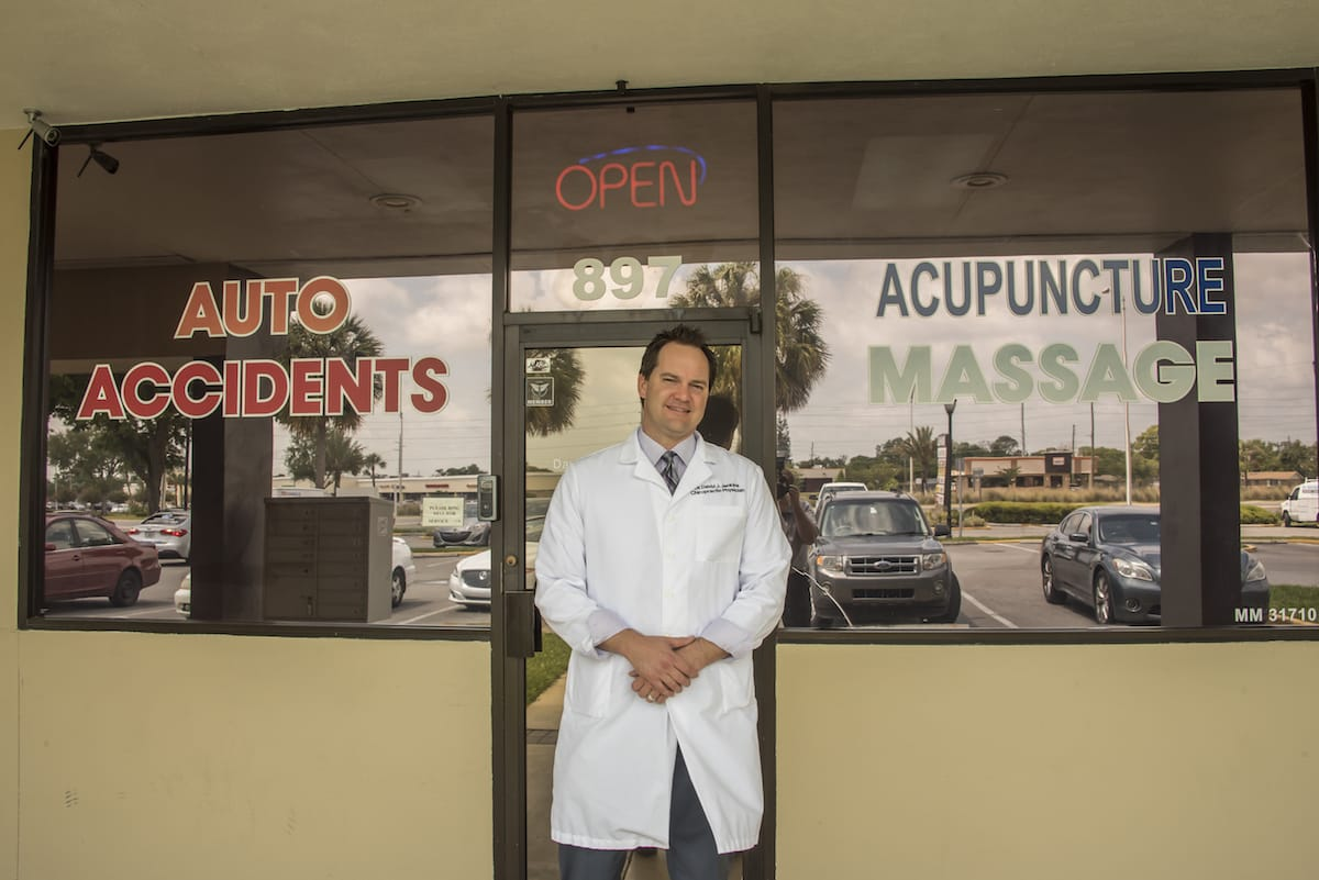 Dr.Jenkins auto accident doctor